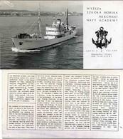 "Ship Postcards - Passenger   Ship : "" Jan Turlejsky  ""  Variant  Read Description - Ships"