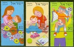 2007Israel1962-1964Human Gestures - Neufs (avec Tabs)