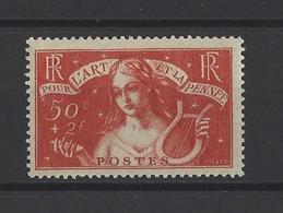 FRANCE.  YT   N°308  Neuf *  1935 - Neufs