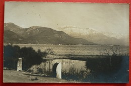 KOTOR - CATTARO , BOKA , K.u.K. ORIGINAL PHOTO - Montenegro