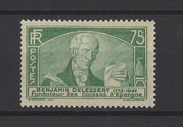 FRANCE.  YT   N°303  Neuf *  1935 - Neufs