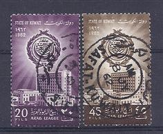 190031262  KUWAIT  YVERT  Nº   165/6 - Kuwait