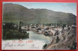 BOSNA I HERCEGOVINA - TREBINJE , K.u.K. MILITAR POST 1901 - Bosnia And Herzegovina