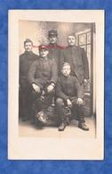 CPA Photo - Prés Du Front ? - Beau Portrait De Poilu Du 108e Régiment Infanterie Territorial ? - Soldat Pose Ww1 - Guerre 1914-18