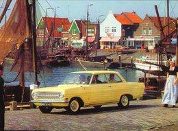 Opel Rekord  1963   -  CPM - Toerisme