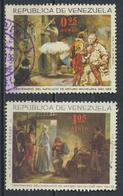 °°° VENEZUELA - Y&T N°885/87 PA - 1966 °°° - Venezuela