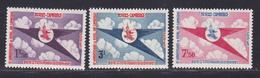 """CAMBODGE N°  150 à 152 ** MNH Neufs Sans Charnière, TB (D8546) Compagnie """" Royale Air Cambodge - 1964 - Cambodge"""