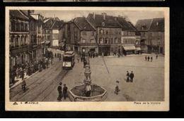 57 - SAINT AVOLD - Place De La Victoire - Saint-Avold