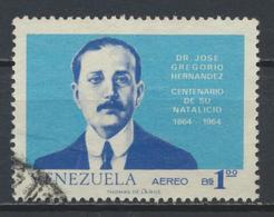 °°° VENEZUELA - Y&T N°890 PA - 1966 °°° - Venezuela