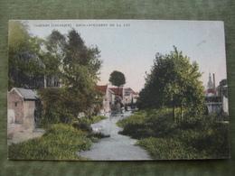 COMINES - EMBRANCHEMENT DE LA LYS 1908 ( Scan Recto/verso ) - Komen-Waasten