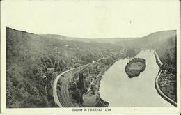 Rochers  De  Fresnes -- L' Ile.   (2 Scans) - Profondeville