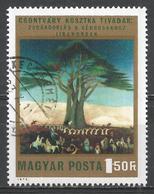 Hungary 1973. Scott #2234 (U) Pilgrimage To Cedars Of Lebanon (Painting) By Csontvary * - Hungary