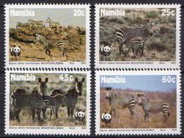 Namibia MNH Set - W.W.F.