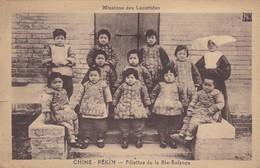 Chine Pekin  Fillettes De La St Enfance   Missions Des Lazaristes - Chine