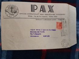 (18094) STORIA POSTALE ITALIA 1961 - 6. 1946-.. Repubblica