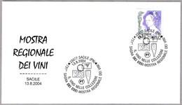 EXP. REGIONAL DE VINOS - Regional Exp. Of WINES. Sacile, Pordenone, 2004 - Vinos Y Alcoholes