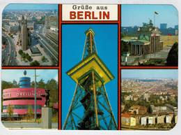 GRUSSE   AUS  BERLIN                 (VIAGGIATA) - Altri