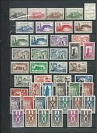 Colonies Françaises. FEZZAN Et GHADAMES : Lot Neufs ** Cote 174 €. - Timbres