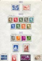 11290  DANEMARK  Collection Vendue Par Page  °/ *  1961-62   B/TB - Dinamarca