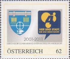 Vier Sind Stadt - Ebreichsdorf, Pers.BM, Bogennummer 8029526 - Österreich