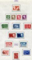 11291  DANEMARK  Collection Vendue Par Page  °/ *  1963-64   B/TB - Danemark