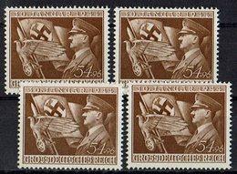 DR 1944 // Mi. 865 ** 4x - Deutschland