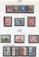11294  DANEMARK  Collection Vendue Par Page  **/ *  1967-68   B/TB - Danemark