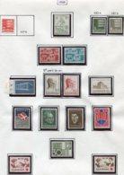 11295  DANEMARK  Collection Vendue Par Page  **/(*)/ */ °  1969    TB - Danemark