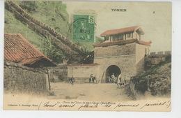 ASIE - CHINE - CHINA - TONKIN - Porte De Chine De NAM QUAM (côté Chine ) - Chine