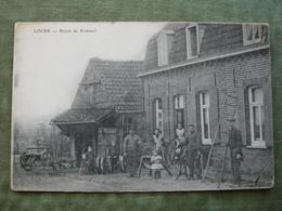 LOCRE / LOKER - ROUTE DE KEMMEL ( Scan Recto/verso ) - Heuvelland