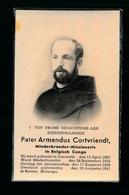 PATER ARMANDUS CORTVRIENDT - MISSIONARIS CONGO - ASSENEDE 1897 - KAMINA 1941 - Décès
