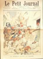 LE PETIT JOURNAL-1903-635-GUERRE CIVILE MAROC-DURBAR De DELHI - Newspapers