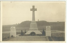 Carte Photo De Belgique Monument D'Arsimont Aux 962 Français Tombés Le 21 Et 22 Août 1914            Gc61 - België