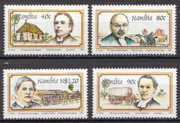 Namibia MNH Set - Famous People