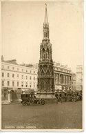 CPA England London Charing Cross 1927 - London