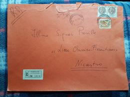 (18097) STORIA POSTALE ITALIA 1968 - 6. 1946-.. Repubblica