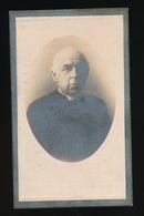 EERW.HEER  JULES ANDRIES - TEMSE 1868 - NIEUWE PAROCHIE BUGGENHOUT - UKKEL 1923  2 SCANS - Décès