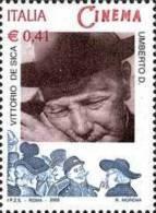 ITALIA REPUBBLICA ITALY REPUBLIC 2002 ITALIAN IL CINEMA ITALIANO SERIE COMPLETA COMPLETE SET MNH - 6. 1946-.. Repubblica