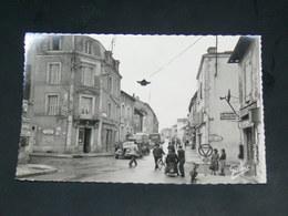 RUFFEC    1950   /   VUE RUE     / CIRC /  EDITION - Ruffec