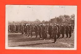 Montevarchi Gruppo Di Milizia In Partenza X L'AOI 1935  MVSN Arezzo - Divise