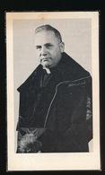 EERW.HEER PRESIDENT H.G.COLLEGE - HENDRIK VAN DEN BUSSCHE - SCHENDELBEKE 1920 ) LEUVEN 1965  2 SCANS - Décès