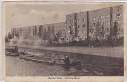 Amsterdam Hobbemakade Geladen Westlander Met Stoomsleper # 1932    1113 - Amsterdam