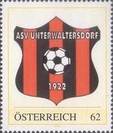 90 Jahre ASV Unterwaltersdorf, Pers.BM, Bogennummer 8101180** - Österreich