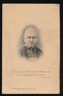PASTOOR EVERGEM - ROBERTUS DESMET - PETEGEM 1826 - EVERGEM 1907  2 SCANS - Décès