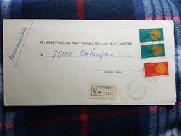 (18102) STORIA POSTALE ITALIA 1970 - 6. 1946-.. Repubblica