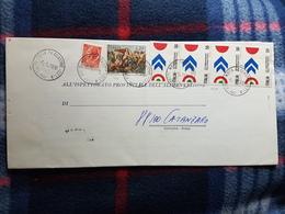 (18105) STORIA POSTALE ITALIA 1970 - 6. 1946-.. Repubblica