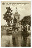 CPA - Carte Postale - Belgique - Lier - Lierre - Tour Cornélius, Côté Est Et Musée Folklorique - 1930 ( M7338) - Lier