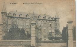 Chimay - Collège Saint-Joseph - E. Donniau Cartes En Gros Chimay - 1919 - Chimay