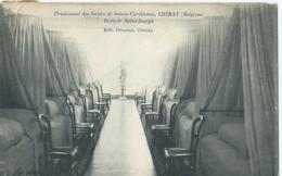 Chimay - Pensionnat Des Soeurs De Sainte-Chrétienne - Dortoir - Edit Douniau Chimay - 1906 - Chimay