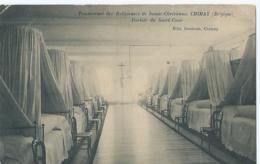 Chimay - Pensionnat Des Religieuses De Sainte-Chrétienne - Dortoir Du Sacré-Coeur - Edit Douniau Chimay - 1908 - Chimay